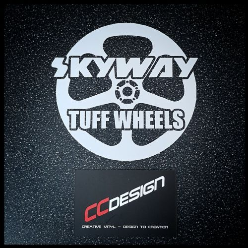 SKYWAY TUFF WHEELS